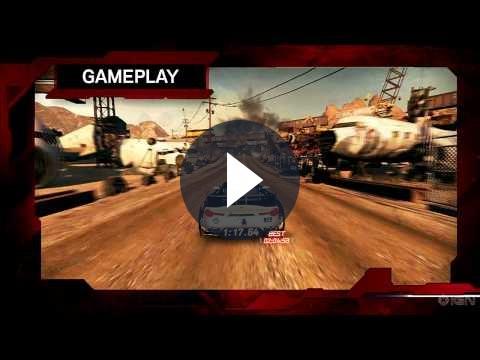 Split Second PSP: uscita in autunno