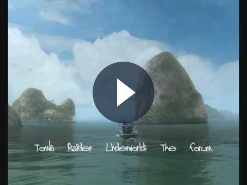 Tomb Raider Underworld trailer