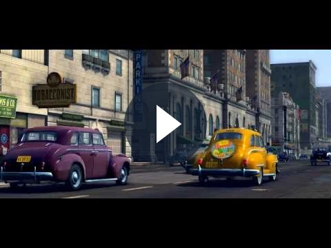 Giochi per PS3 e Xbox 360: un nuovo video trailer di L.A. Noire