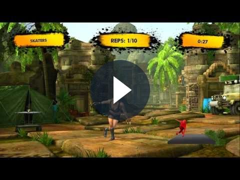 Tra i giochi per Xbox 360 con Kinect c'è il nuovo Jillian Michaels Fitness Adventure