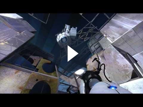 Giochi per PC: Portal 2 all'inizio era senza portali?