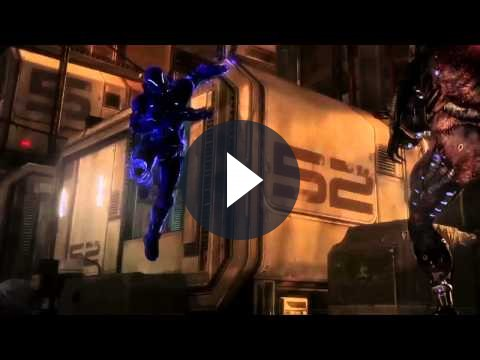 Per Mass Effect 3 un nuovo video sul multiplayer Galaxy at War