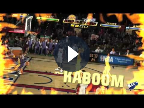 NBA Jam – gameplay trailer