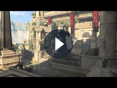 Gears of War 3: la mappa Academy di Fenix ​​Rising si mostra in un video