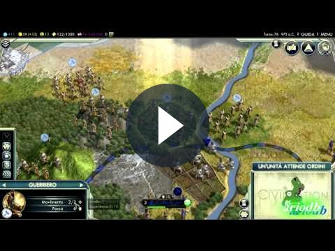 Civilization V: entro l'anno un'edizione per Mac