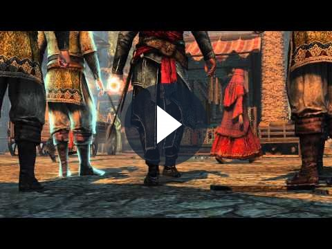 Assassin's Creed Revelations ha un nuovo trailer: la fine di un'era