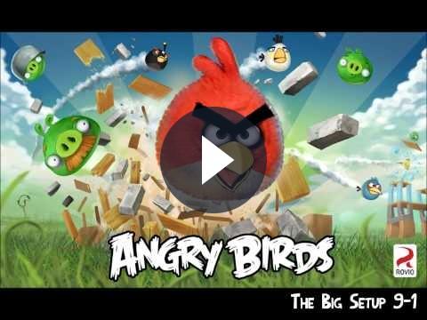 Angry Birds non solo su iPhone: la console Wii U è il suo habitat naturale