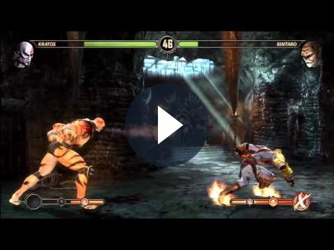 Mortal Kombat PS3: sfrutta al meglio i poteri di Kratos! Video imperdibile!