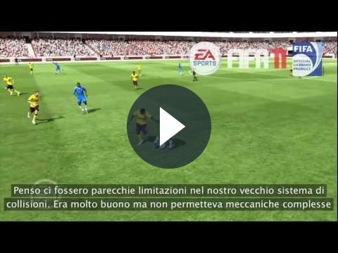 FIFA 12 riceve una nuova patch di aggiornamento molto interessante