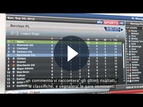 FIFA 13: le novità sulla telecronaca della carriera [VIDEO]