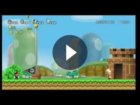 New Super Mario Bros Wii – prospettive di vendita da Michael Pachter