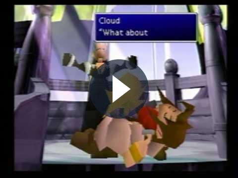 Final Fantasy VII: il remake non è più un sogno!
