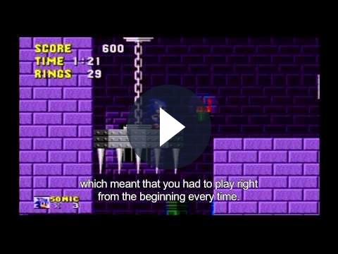 Da Sonic The Hedgehog sono passati vent'anni: un nuovo video sulla serie