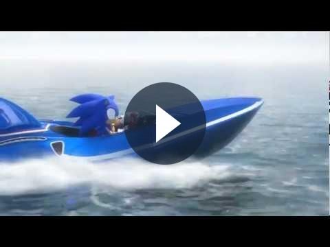 Sonic & All Star Racing Transformed, annuncio ufficiale del gioco [VIDEO]