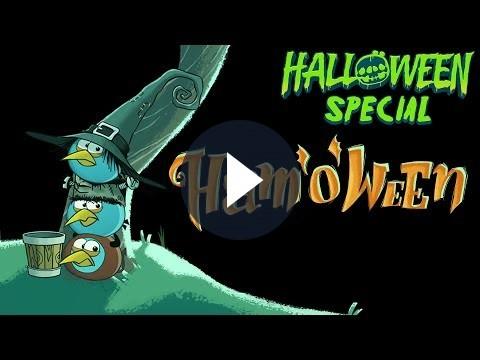 Angry Birds Seasons si aggiorna con un ottimo update dedicato ad Halloween