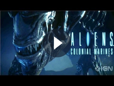 Aliens Colonial Marines si mostra in un nuovo video trailer