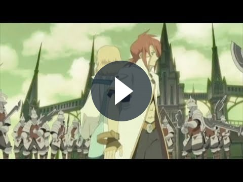 Un bel gioco per Nintendo 3DS? Tales of the Abyss senza dubbi!