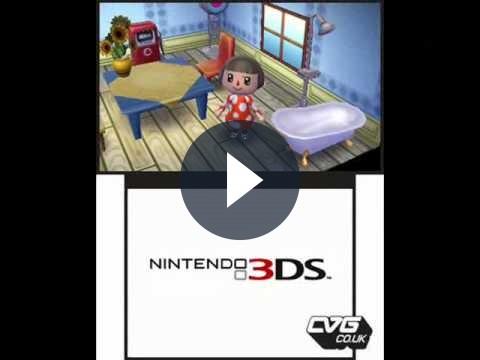 Animal Crossing 3D: si potrà impersonare il Sindaco ?