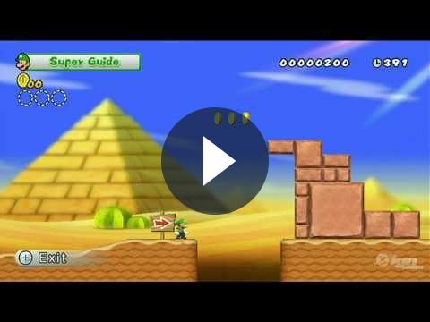 New Super Mario Bros Wii – voti di Famitsu