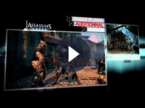 Assassin's Creed Revelations: un bel video sull'edizione da collezione
