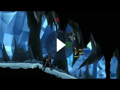 Batman The Brave and The Bold: gameplay trailer