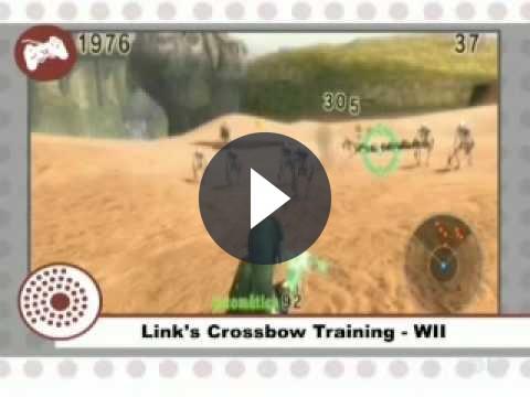 Link's Crossbow Training 2 – Aounuma vuole svilupparlo