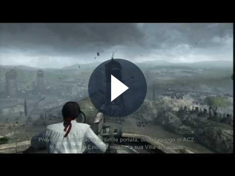 Assassin's Creed Brotherhood: resa nota una mappa sbloccabile