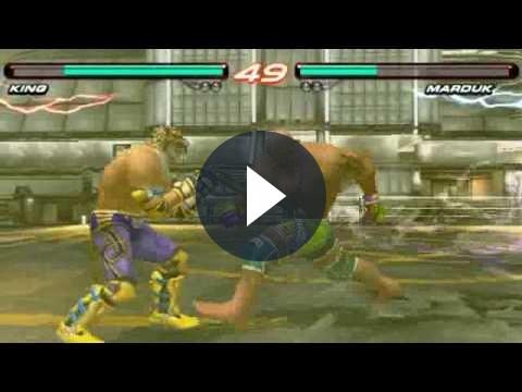 Tekken 6 PSP: data di uscita ufficiale