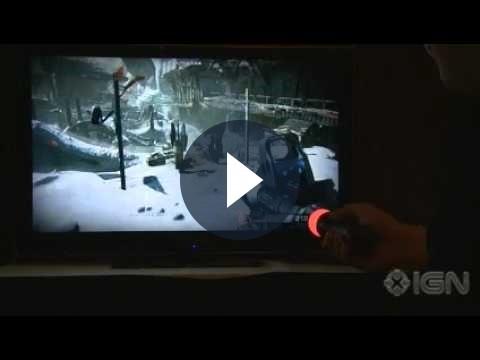 Killzone 3: si potrà giocare con PlayStation Move