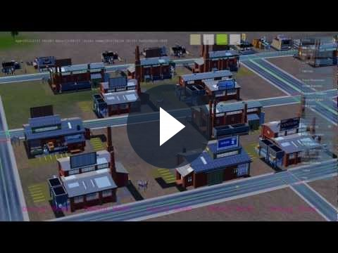 SimCity, un trailer sul nuovo GlassBox Engine [VIDEO]