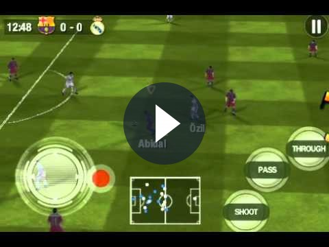 FIFA 11: multiplayer nel gioco per iPhone