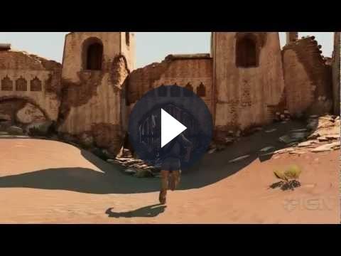 Uncharted 3 spettacolare in un video imperdibile!