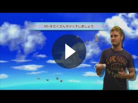 Wii Sports Resort – In Australia festeggiano l'uscita