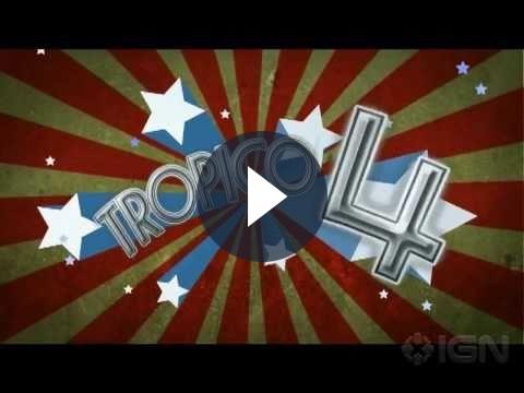 Tropico 4 ha una versione demo con il tutorial e una missione