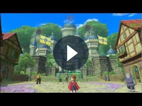 Giochi PlayStation 3: Ninokuni è mostruosamente bello!