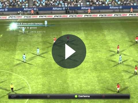 PES 2012 avrà una nuova patch di aggiornamento: l'annuncio da Konami