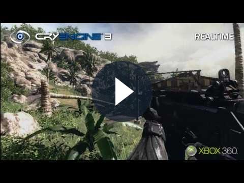 Crysis 2: identico su PS3 e Xbox 360