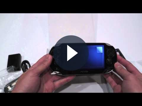 PS Vita: ecco cosa troveremo nella confezione della nuova console