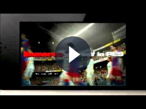 Pro Evolution Soccer 2011 3D nella line up iniziale del 3DS