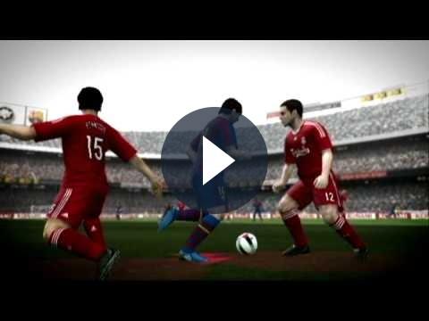 Pro Evolution Soccer 2010 – nuovo trailer per Wii