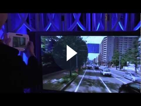 Nintendo Wii U: dal CES 2012 la nuova tech demo Tokyo Street