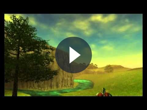 Giochi Nintendo 3DS: Zelda Ocarina of Time in video! Ottimo lavoro!