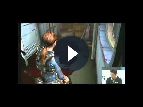 Nuova Nintendo 3DS: in Resident Evil Mercenaries la demo di Revelations