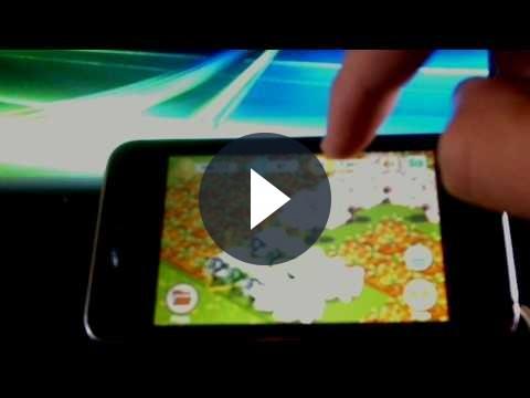 Giochi iPad: Farm Story, gioco simile a Farmville