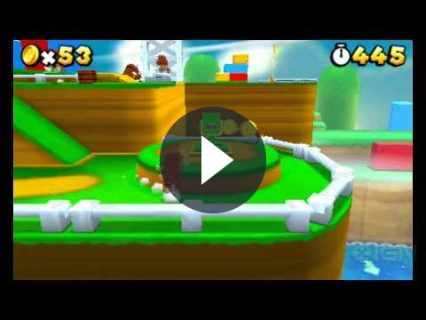 Per Super Mario 3D Land anche un dlc a pagamento
