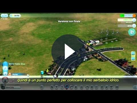 SimCity: gameplay del gioco in un nuovo filmato [VIDEO]