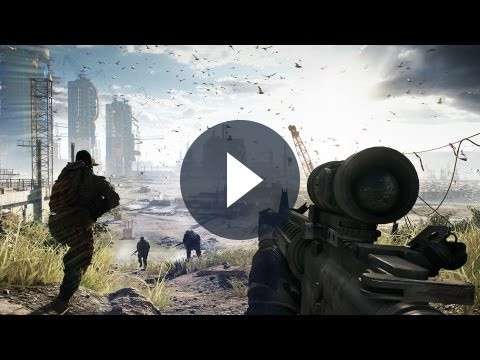 Battlefield 4: primo trailer di gioco ufficiale [VIDEO]