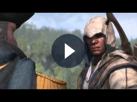 Assassin's Creed 3: diario di sviluppo dedicato a Connor [VIDEO]