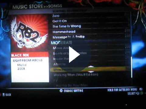 Rock Band 2: apre il Music Store per Wii