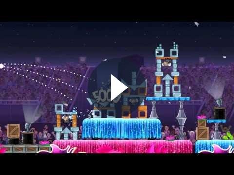 Angry Birds Rio si aggiorna su iPhone e Android con Carnival